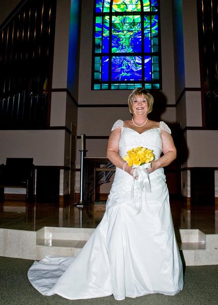 Pam's Wedding